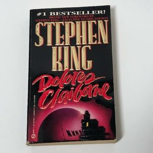 📖 DOLORES CLAIRBORNE BY STEPHEN KING